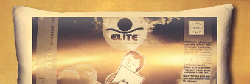 Guanciale Elite Oro Damascato - Confezione